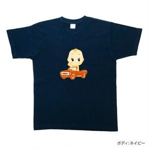 キューピーコラボ【限定Tシャツ】 【GIFT KEWPIE】ドライブキユーピー