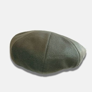 WCH Fleece Eight Panel Big Beret -Olive