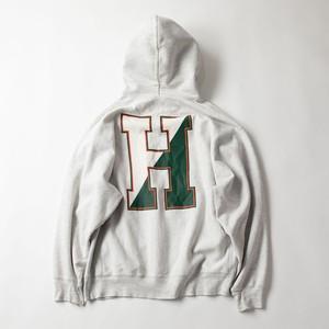 00's champion R/W sweat hoodie