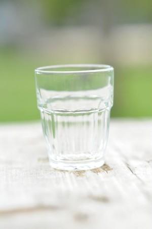 ガラスのコップ Sサイズ