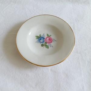 パリ バラの小皿