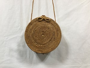 "MY__ "" SOULDER BAG "" NATURAL"