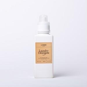 【600ml】LIVRER LAUNDRY DETERGENT SPORT<綿、リネン、合成繊維用>