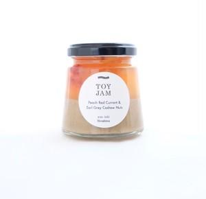 TOY JAM  桃赤すぐり&カシューナッツミルク