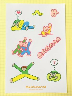 Hello Hello Hello sticker-1
