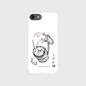 あやかし図録:しずか餅 オリジナル スマホケース(iPhone 6/6s/7/8)