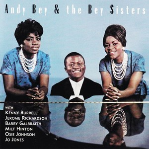 CD 「ANDY BEY & THE BEY SISTERS」