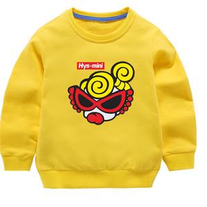 【子供服】プリントカートゥーンファッション長袖 Tシャツ27778242