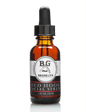 BROOKLYN GROOMING Red Hook Gentlemen's Facial Serum 1oz.