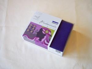 動画付手作りマフラーキット【モフリー Box Kit】マドモアゼル ◆Sサイズ