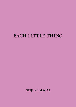 EACH LITTLE THING # 9 テストピース付き