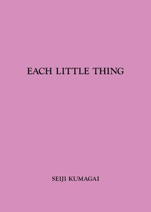EACH LITTLE THING # 9 テストピース付き