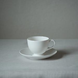 WEDGWOOD Tea Cup & Saucer Leigh