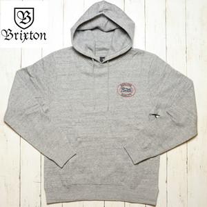 BRIXTON ブリクストン MERCED HOOD FLEECE プルオーバーパーカー 02301