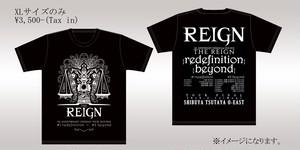 「5th ANNIVERSARY」ONEMAN tour T-shirt XL