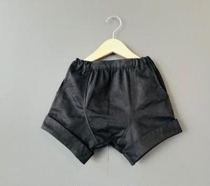 arkakama BASIC Twill Sarouel Shorts( BLACK ) XL/XXL AKL00021※一枚までメール便可