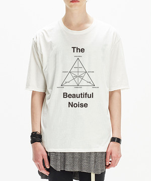 "WIZZARD ""The Beautiful Noise T-SHIRTS""ONE OK ROCK トオルさん / toruさん 着用"