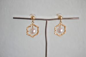 snow crystal -akoya pearl -