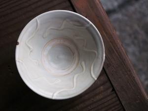 小鹿田焼 坂本工窯 3.5寸飯碗