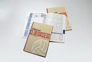 バレーボール/練習・試合編 CLUB SUCCESS® ノート