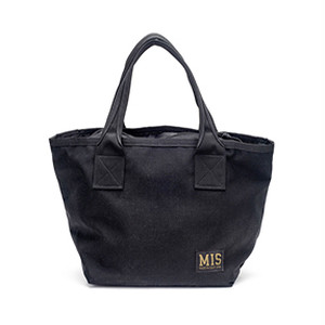 MIS-1007 MINI TOTE BAG - BLACK