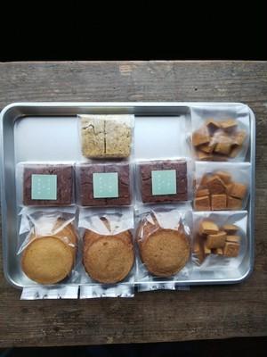 10月16日(火)発送・お得なクッキーの箱