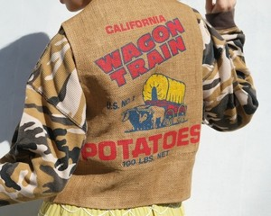 wagon train vest.