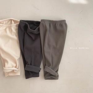 =sold out= rib pants〈BELLA BAMBINA〉