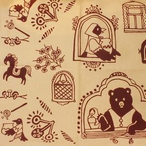 木の香オリジナル ロシア絵本てぬぐい