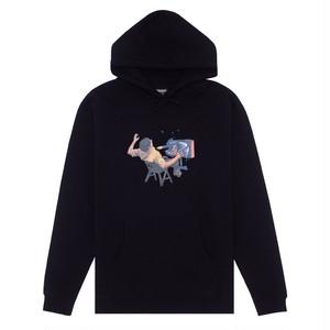 HOCKEY Ultraviolence Hoodie BLACK  L