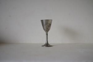 ピューターワイングラス