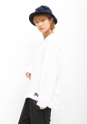 quolt《PANTHER WIDE-TEE 》2色★