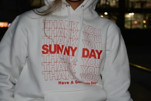 S31 THANK YOU SUNNY HOODIE