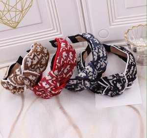 handle hair band 4color