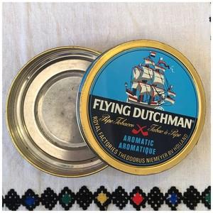 ティン缶  タバコ缶FLYING DUTCHMAN  ヴィンテージ