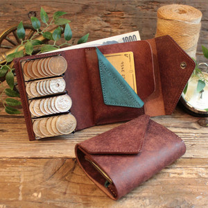 Coin Wallet Ⅲ / D BROWN
