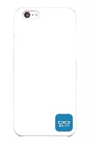 男子ハック iPhone ケース
