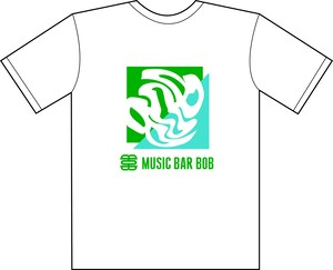 Music Bar BOB / 支援Tシャツ