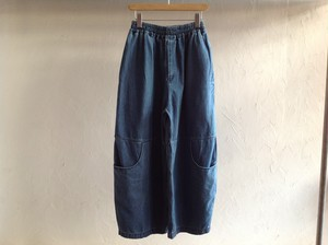 "69 SIXTY-NINE""KNEE POCKET PANTS"