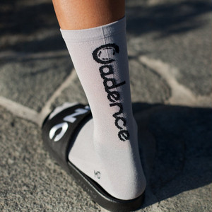 CADENCE stock socks (gray)
