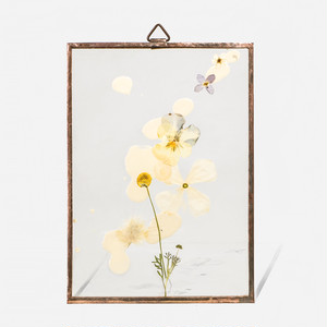 Botanical Frame S024(A_Copper)