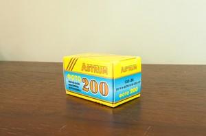 【 35mm モノクロネガ 】ASTRUM( アストラム ) FOTO200 36枚撮り