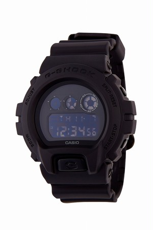 CASIO DW-6900BB-1D マットブラック G-SHOCK