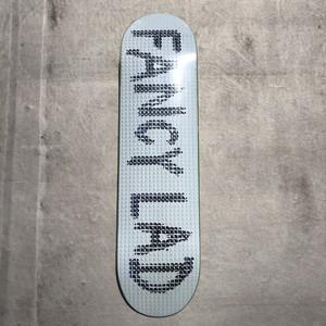 FANCY+LAD / BOX LOGO / 8x31.4inch (20.3x79.7cm)