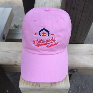 Flatwoods 刺繍キャップ(ピンク)