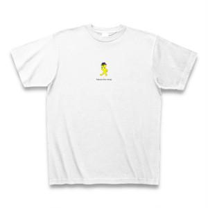 hakusyu line stamp キャラクターTシャツ