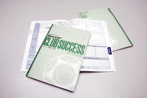 サッカー/練習・試合編 CLUB SUCCESS® ノート