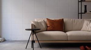 dual sofa 2P(fabric)