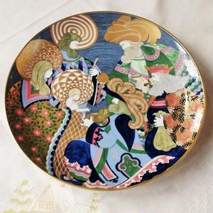 ロールストランド クリスマスの絵皿 イヤープレート(C)