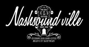 【ステッカー】Nashsound ville イベント開催記念 オリジナル•ステッカー